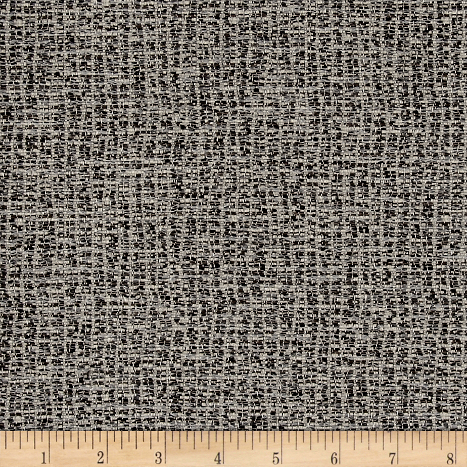 Golding by P/Kaufmann Samson Basketweave Smog Fabric by Golding in USA