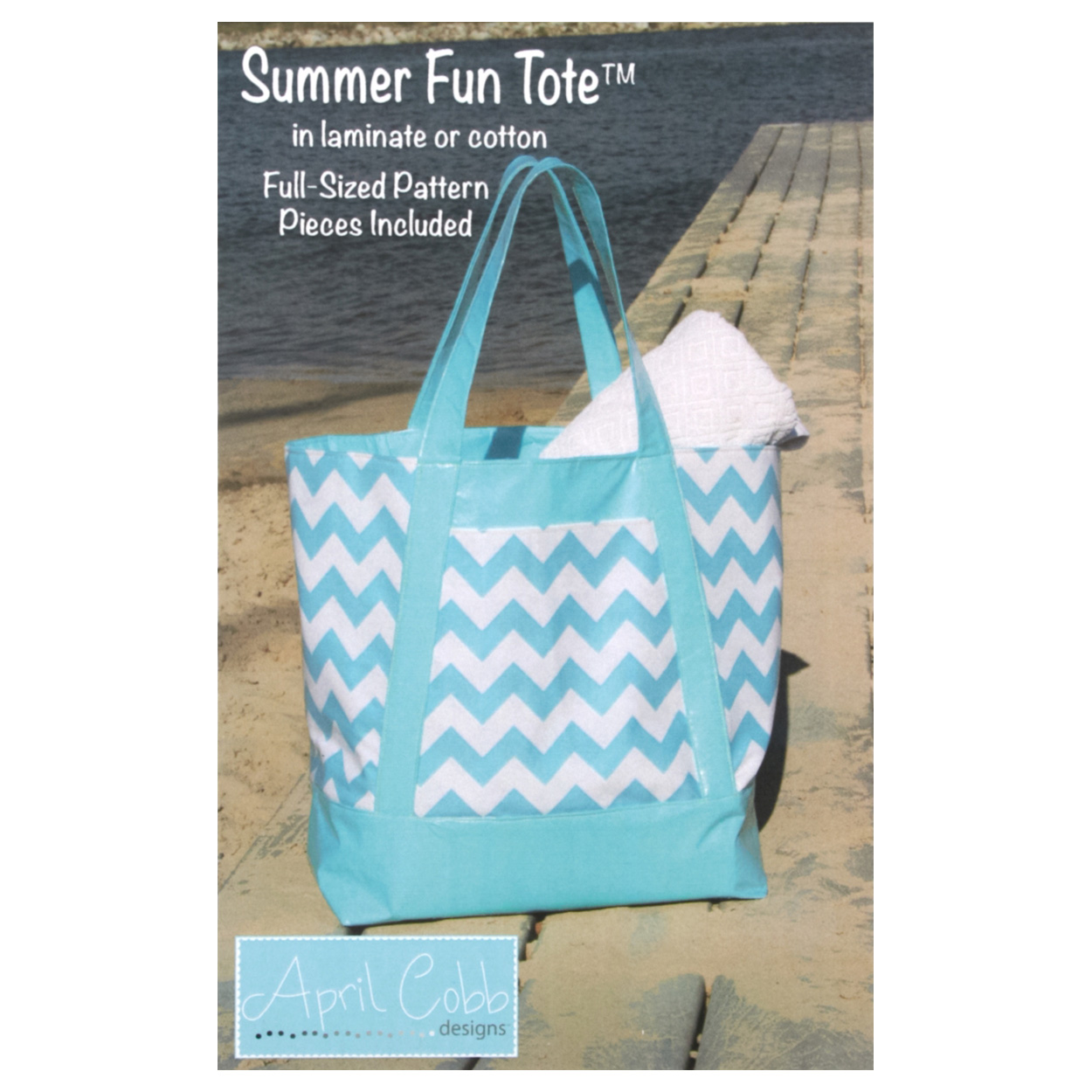 April Cobb Summer Fun Bag Pattern