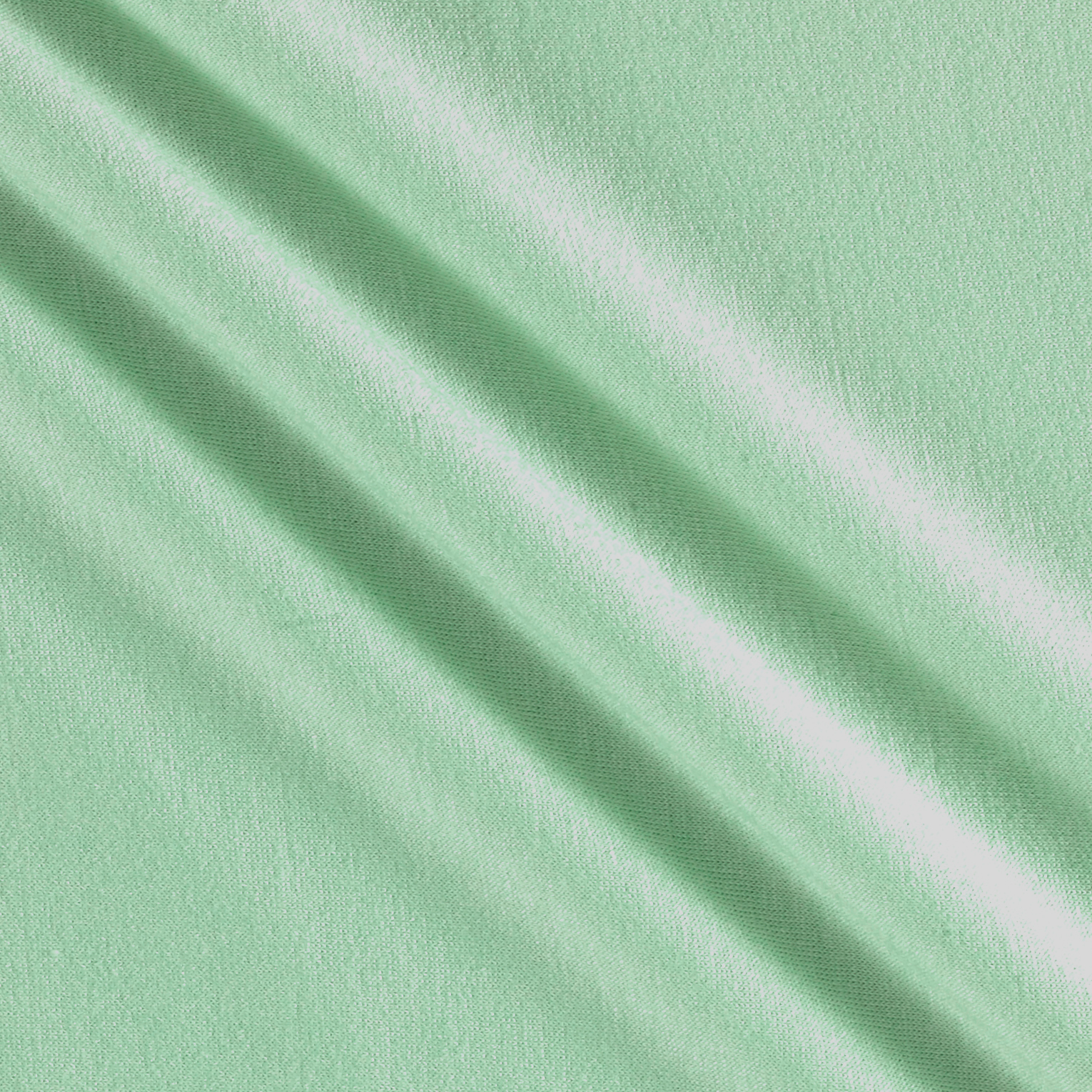 French Terry Knit Solid Celery Fabric 0448294