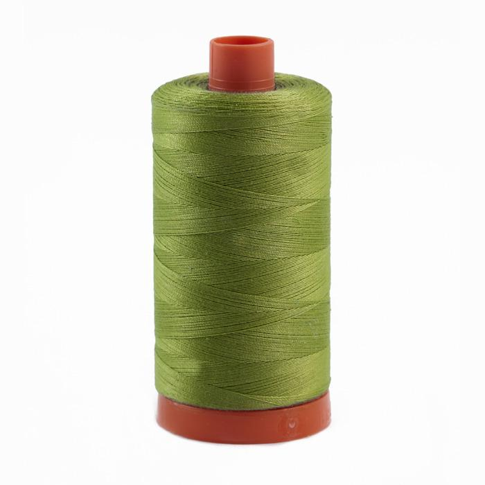 Aurifil Quilting Thread 50wt Fern Green