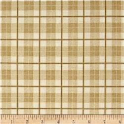 Saranac Lake Crawford Notch Plaid Natural