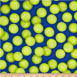 Sports Life Tennis Balls Royal