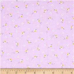 Lecien Minny Muu Honey Bees Lavender