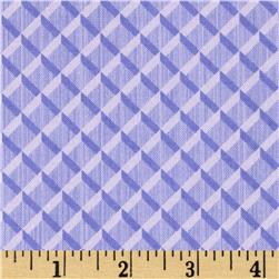 Briarcliff Dimentional Check Purple