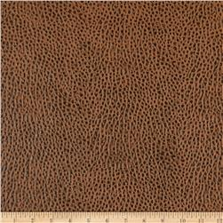 Faux Leather Boca Cocoa Fabric