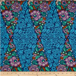 Amy Butler Hapi Voile Trapeze Ink Fabric