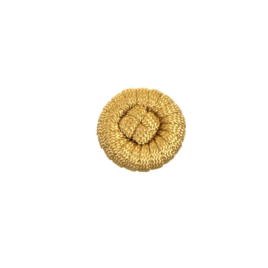 Fabricut Nickelback Button Wheat