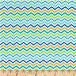 Moda Brighten Up! Chevron Up Multi