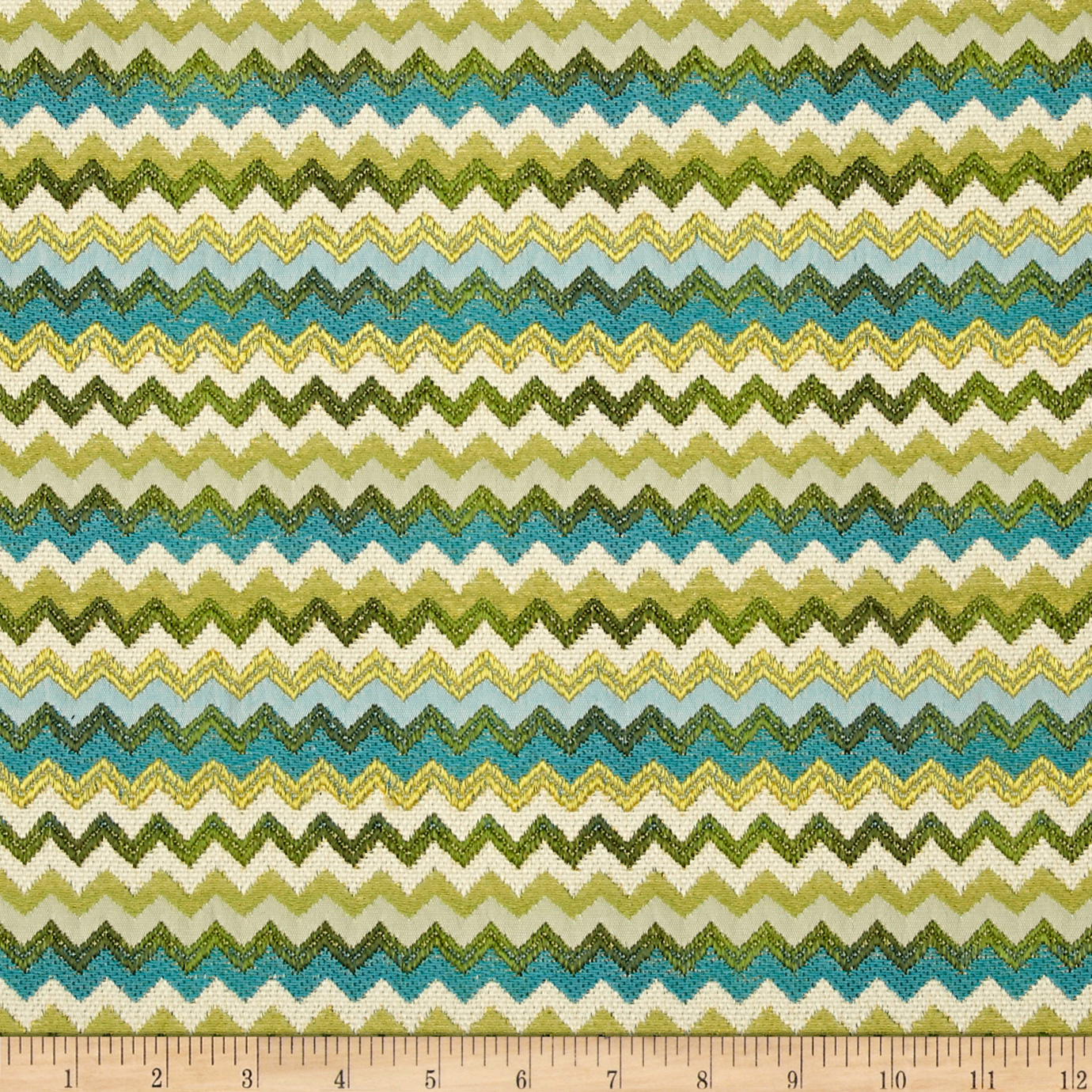 Swavelle/Mill Creek Hilo Jacquard Caribbean Fabric