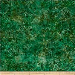 Wilmington Batiks Mosaic Dark Green