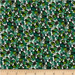 Liberty of London Tana Lawn Winter Berry Green