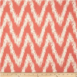 Eroica Spear Jacquard Coral