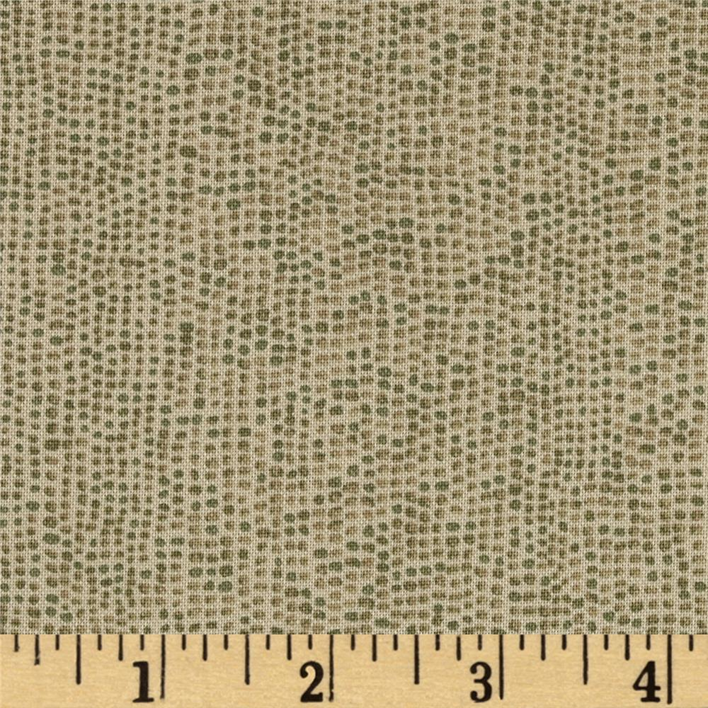Moda A Field Guide Speckle Nettle