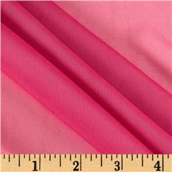 Nylon Mesh Tricot Hot Pink