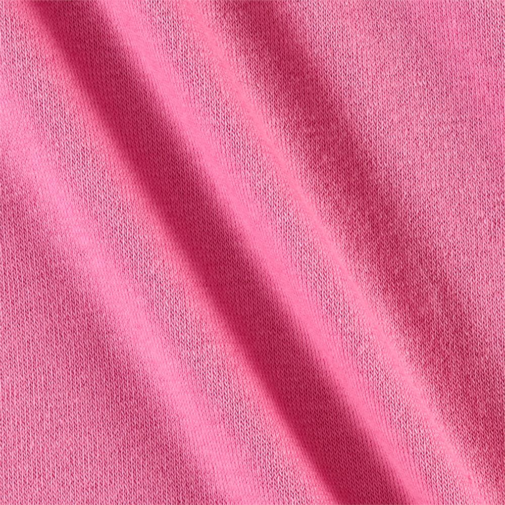 Baby Terry Cloth Knit Pink