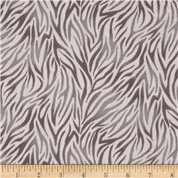 Monterey Animal Print Taupe Grey