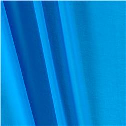 Chiffon Solid Light Blue