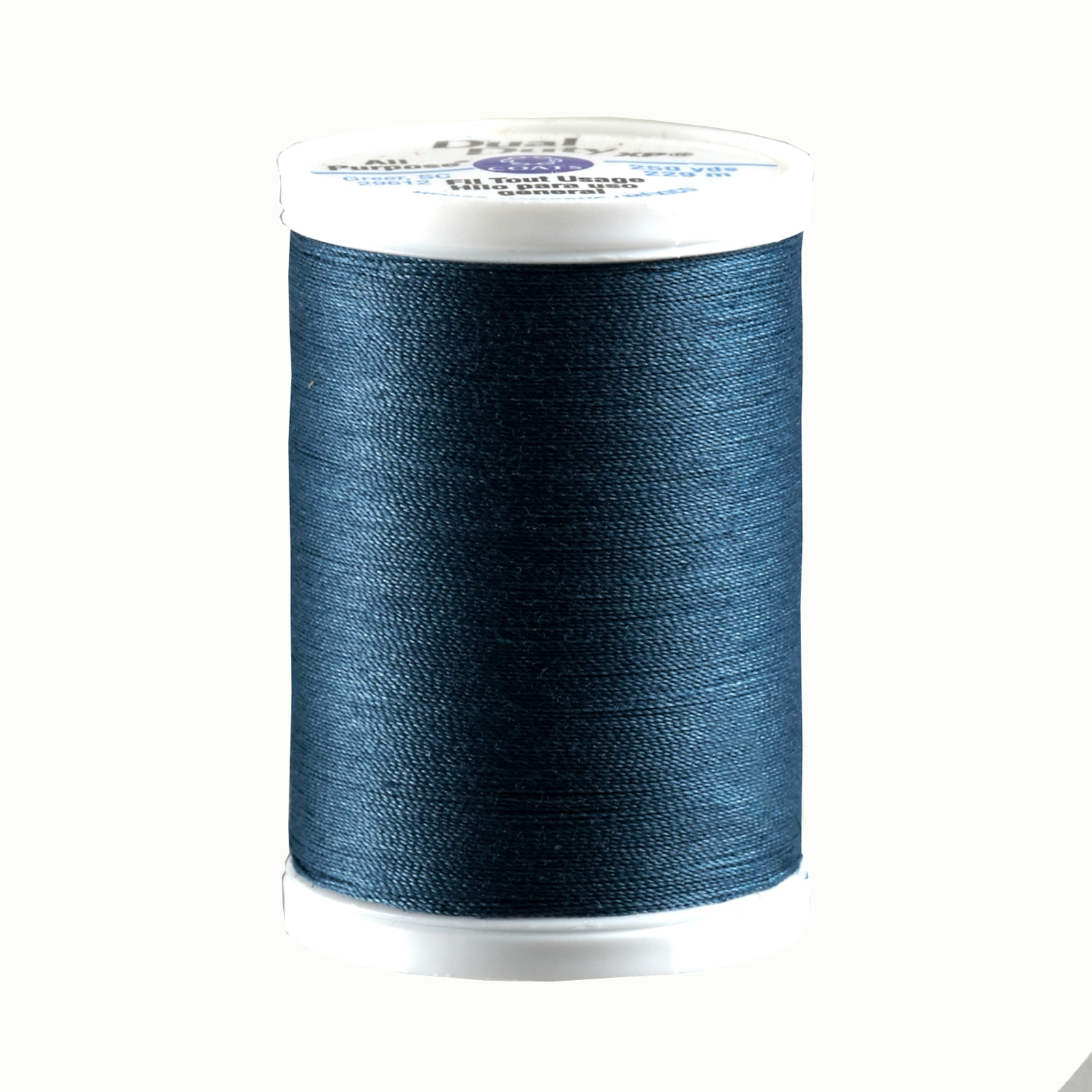 Coats & Clark Dual Duty XP 250yd Light Teal Blue