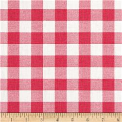 Premier Prints Plaid Candy Pink