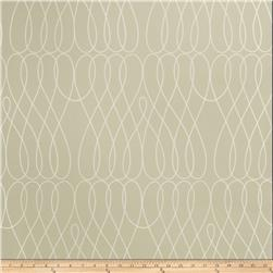 Fabricut Beckon Wallpaper Ivory (Double Roll)