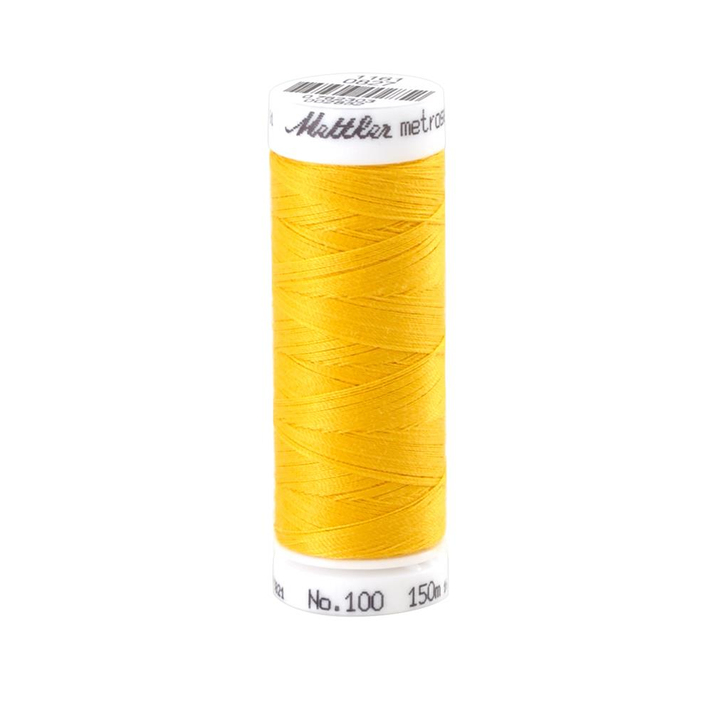 Mettler Metrosene Polyester All Purpose Thread Sunshine