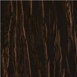 Creased Taffeta Iridescent Brown