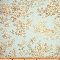 Covington Musee Toile Serenity Blue