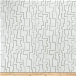Fabricut Glimmer Wallpaper Pearl (Double Roll)