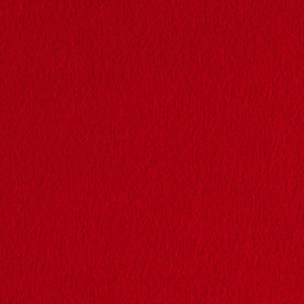 "108"" Wide Flannel Red"