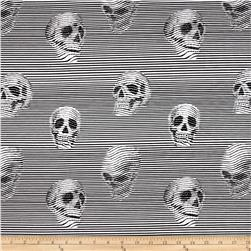 Alexander Henry Skullduggery Between the Lines Black/White