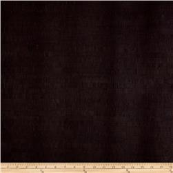 EverSewn Cork Fabric 1 Yard Black