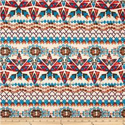 Premier Prints Cherokee Birch/Poppy