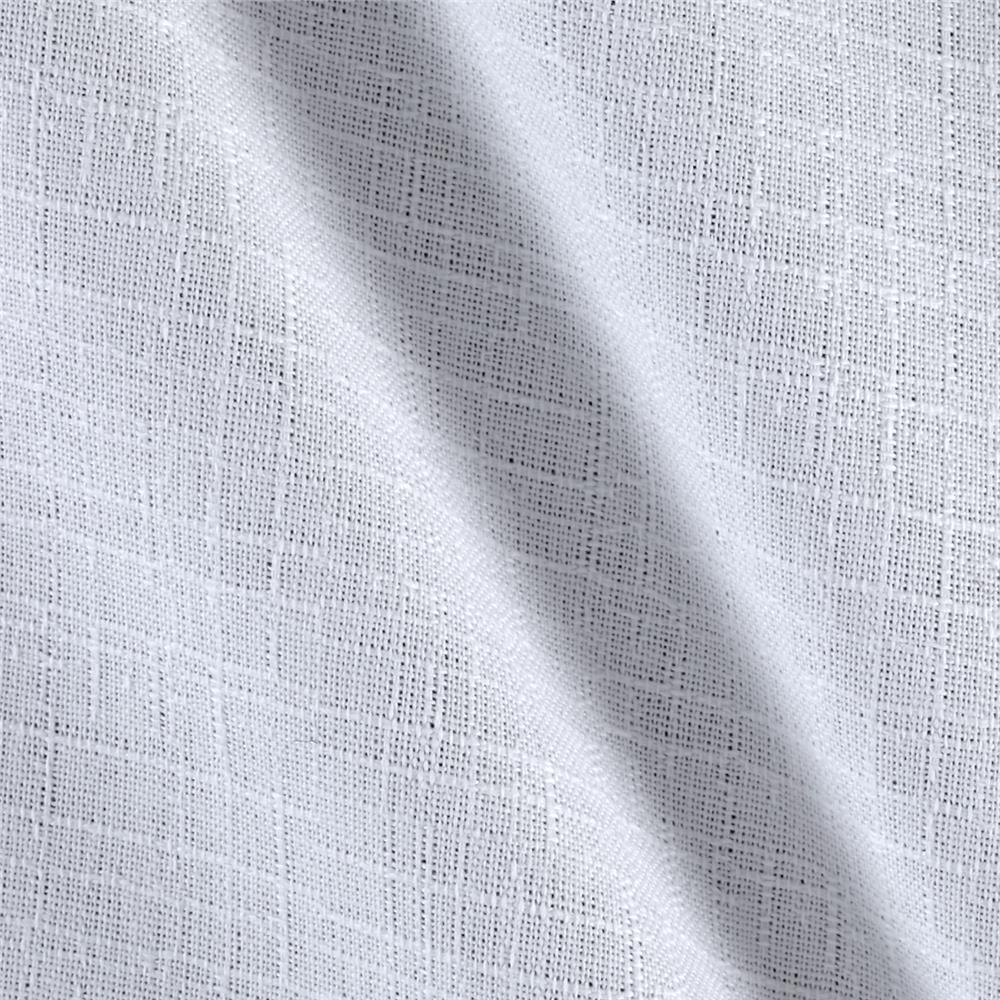 Faux Linen Bright White