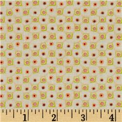 Mulberry Pips Glow Fabric