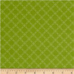 Kimberbell's Merry & Bright Lattice Green