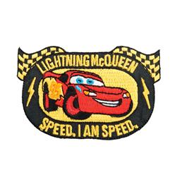 Disney Cars Iron On Applique I Am Speed
