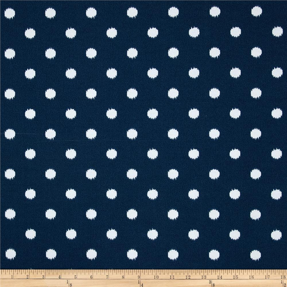 Premier Prints Indoor/Outdoor Ikat Dots Oxford