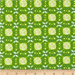 Valori Wells Ashton Road Geo Plaid Grass