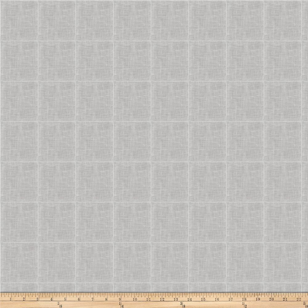 Fabricut blank check linen off white discount designer for Where to order fabric