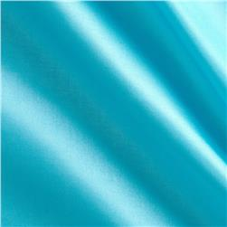 China Silk Polyester Lining Crystal Blue
