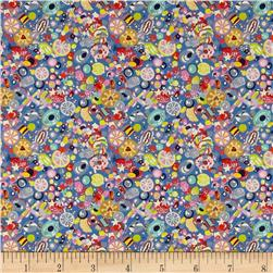 Liberty of London Tana Lawn Sugar Rush Blue/Multi