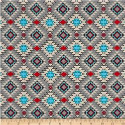 The Old Southwest Native Argyle Grey/Multi