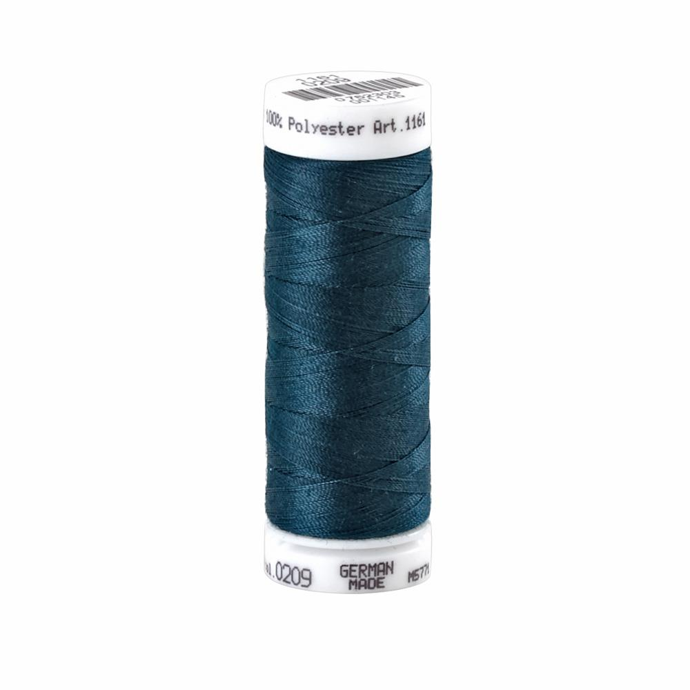 Mettler Metrosene Polyester All Purpose Thread Deep Ocean