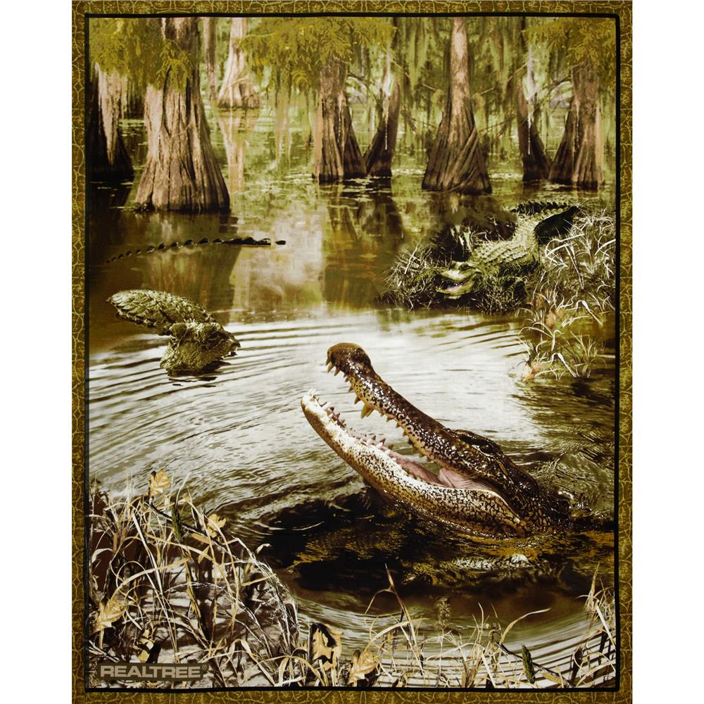 "Realtree Alligator 36"" Panel Multi"