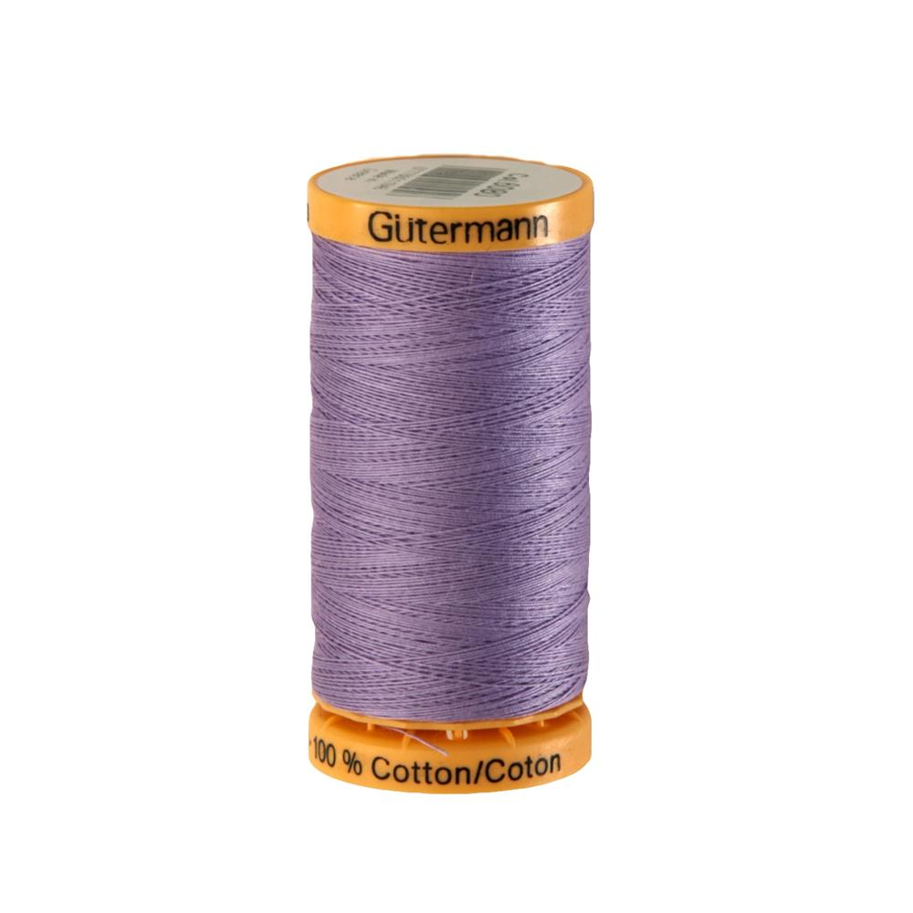 Gutermann Natural Cotton Thread 250m/273yds Lavender