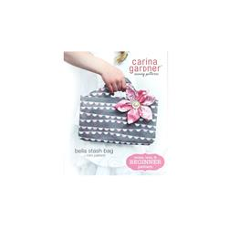 Carina Gardener Bella Stash Bag Pattern