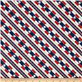 Heritage Ticking Stripe Multi