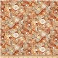 Moda Coastal Breeze Shell Collection Sand