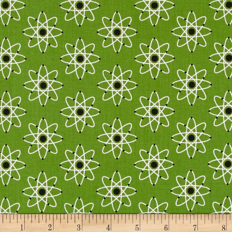 Mod Geek Atoms Atmosphere Green