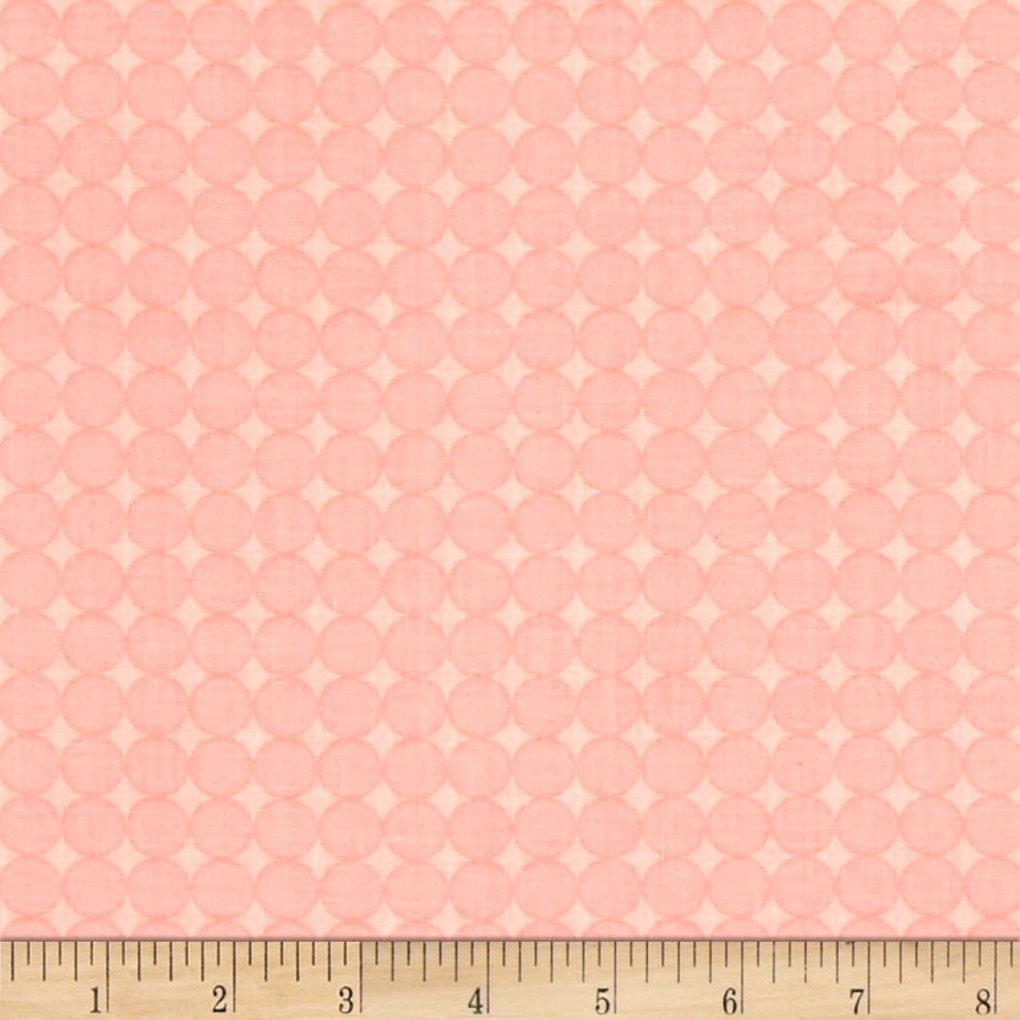 Contempo Owls And Pals Round Grid Rose